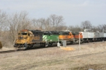 BNSF 6879